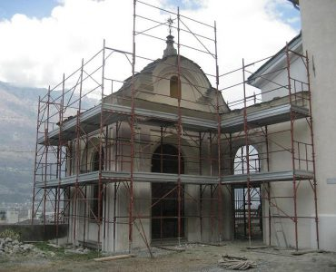 Andalo, Chiesa